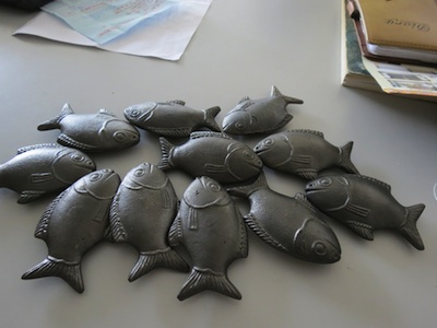 Funding health innovations the lucky iron fish science for Iron fish for cooking