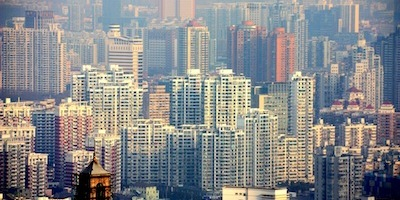 Eastern Chinese cities like Shanghai (pictured here) experienced a record heat wave in the summer of 2013. Such extreme temperatures could become the new normal in the coming decades, according to a new study. (Photo credit: Wenjie Zhang, via flickr)