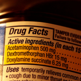Over-the-counter cough medicine with dextromethorphan could help people with Type 2 diabetes. (Photo credit: Dome Poon, flickr.com)